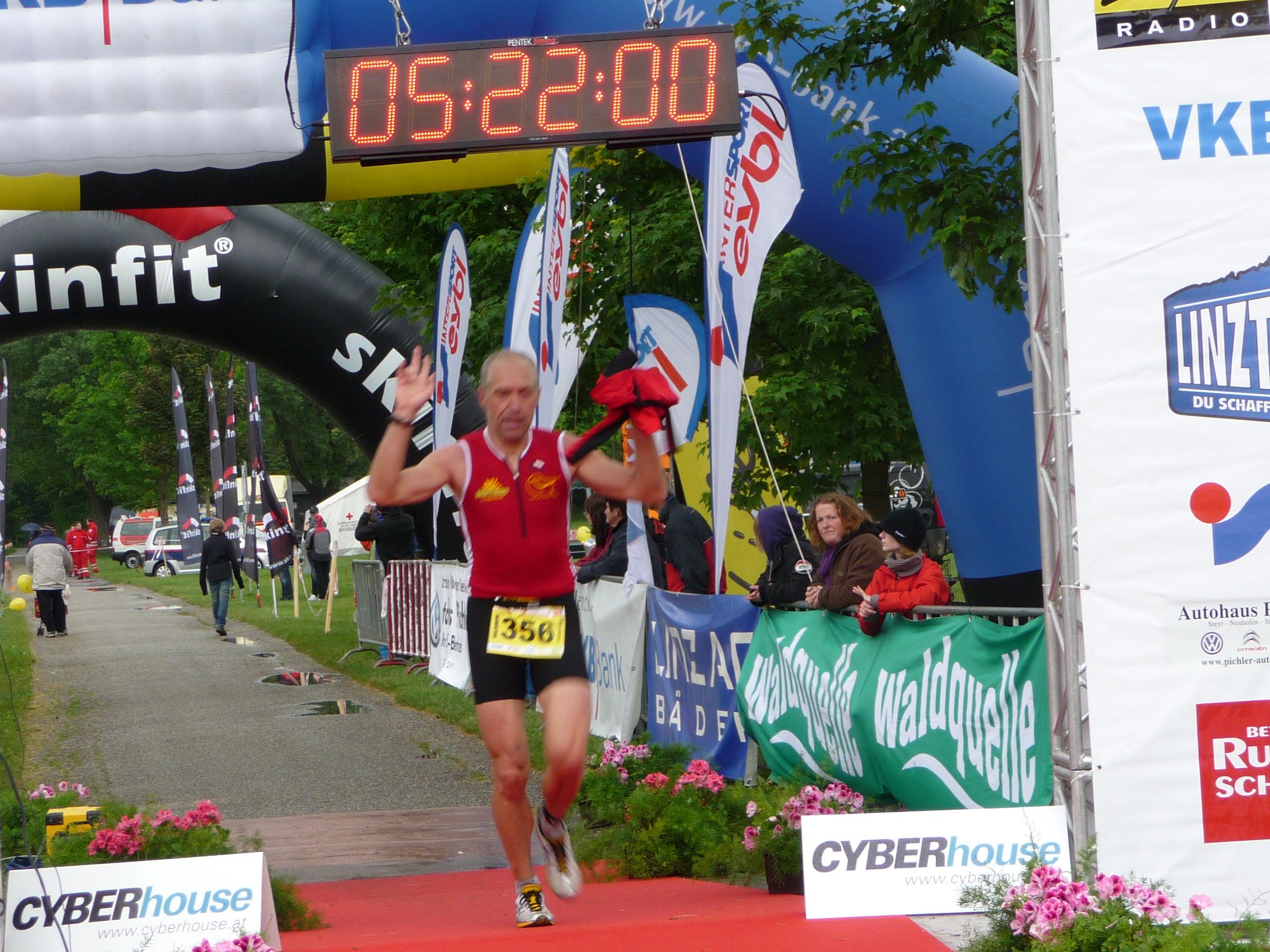 gerhard danetzky finisher linz 2010